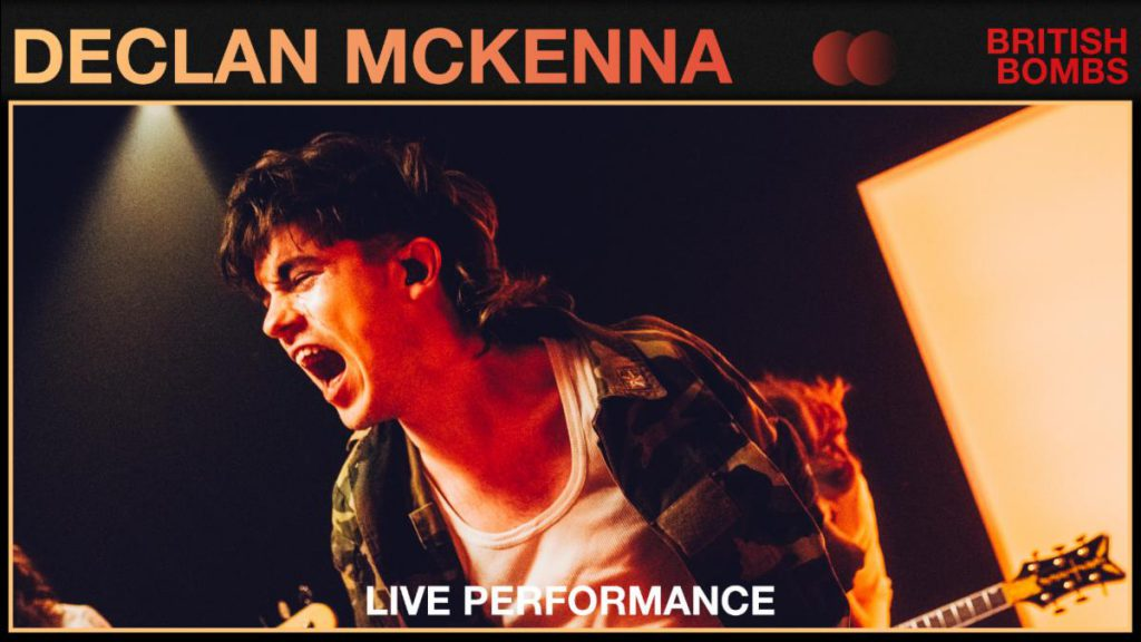 watch:-declan-mckenna-releases-live-performances-of-'british-bombs'-and-'you-better-believe!!!'