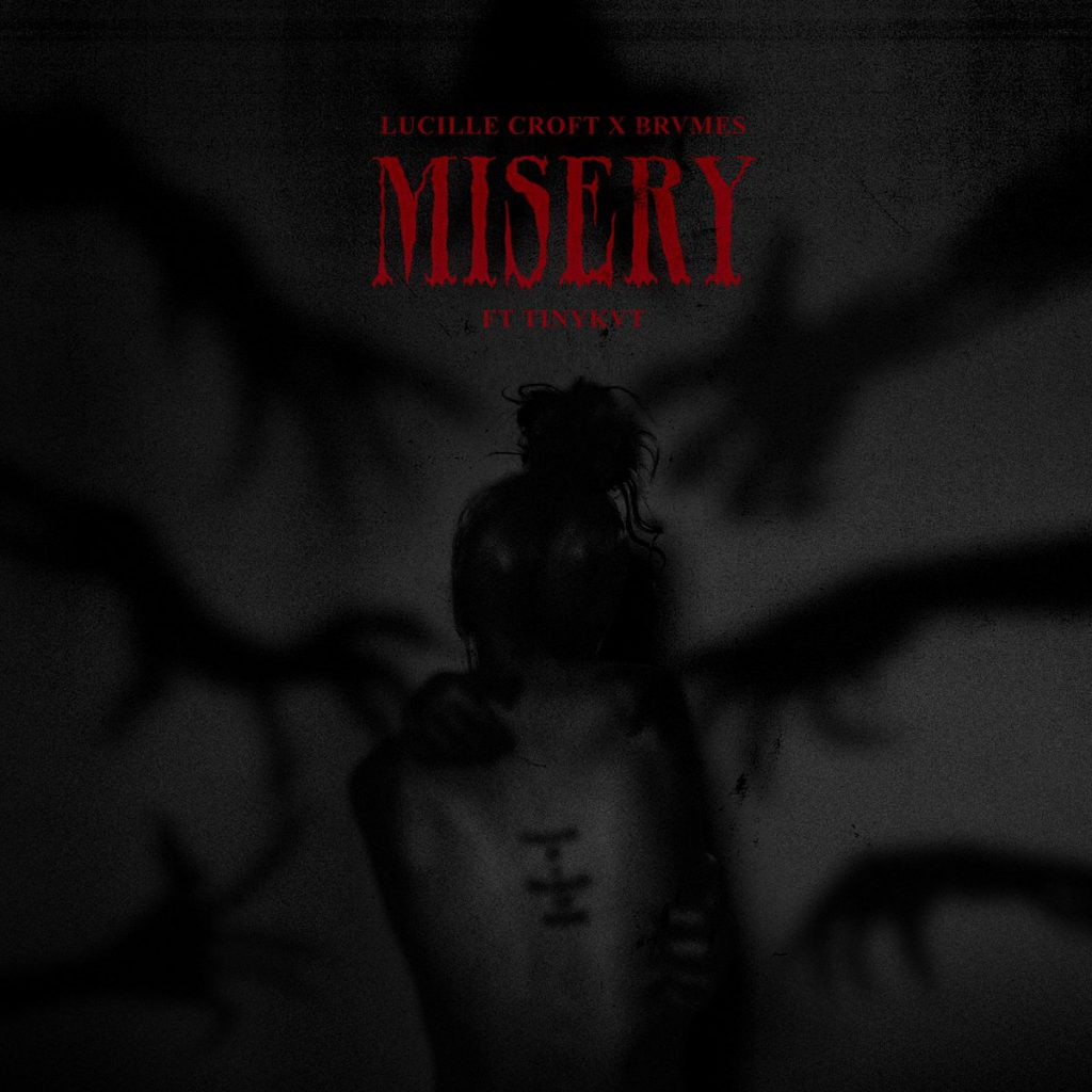 "lucille-croft-x-brvmes-thrive-in-darkness-with-new-collab-""misery""-ft.-tinykvt-[listen]"