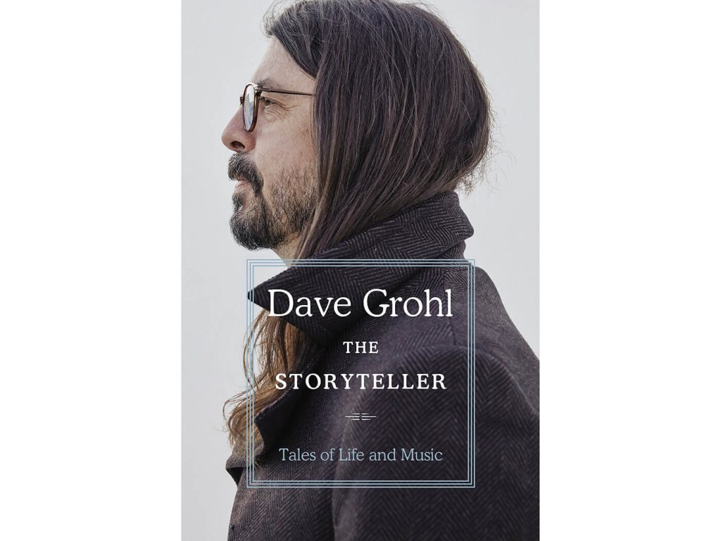 dave-grohl-announces-the-storyteller:-tales-of-life-and-music