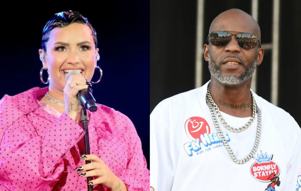 demi-lovato-reflects-on-dmx's-overdose,-says-she-suffers-from-survivors-guilt