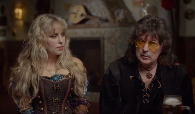 blackmore's-night's-ritchie-blackmore-and-candice-night-discuss-'nature's-light'-album:-part-one-(video)